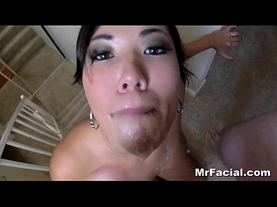 London Keyes with Mr. Facial