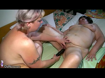 Chubby Fuck Granny video: OldNanny Chubby lady and milf masturbate,fuck and play with a toy