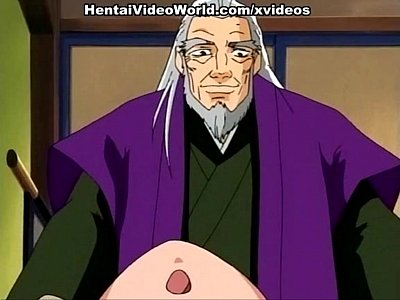 Xxx Porno nasty anime girl fucks with older man