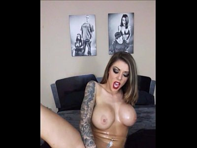 Bigboobs College Doublepenetration video: Karma Rx Oiled DOUBLE PENETRATION DP. Sybian Sex Machine. Anal. Pussy.