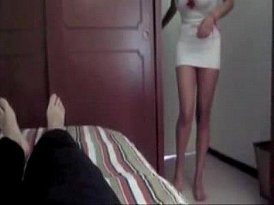 Debajo La Falda enfermera 1