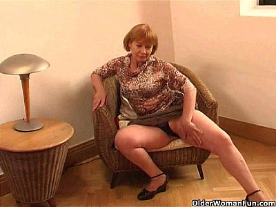 Milfs Grannies Milf video: Women are hornier as they get older