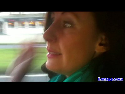 Blowjob Cougar Deepthroat video: British posh cougar pulls young bloke