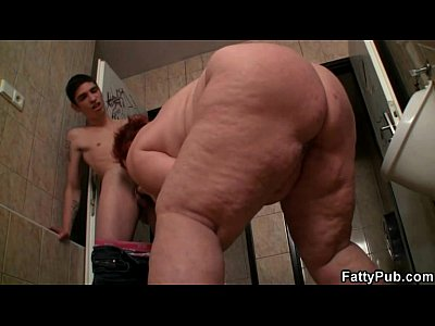 Bbwclub Bbwgangbang Bbwgroup video: Enormous woman takes it in the public restroom