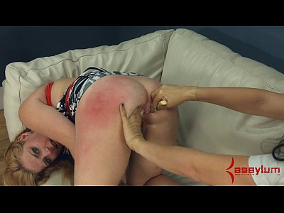 Anal Asstomouth Asslicking video: Anal slop and slap