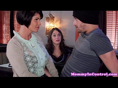 Handjob Facial Cumshot video: Tattooed busty milf Shay Fox - Moms in Control
