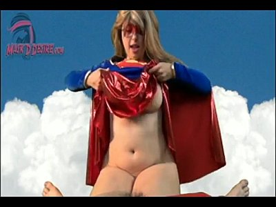 Supergirl takes you to cloud 9