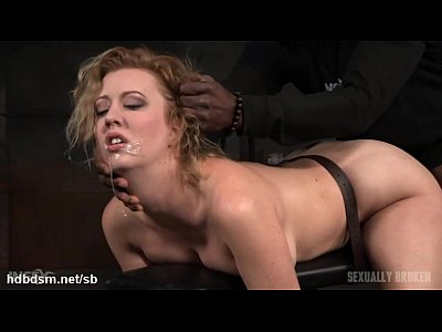 Bdsm Bigboobs Blackdick video: Atrocious doggystyle banging for hot slave while she gives wet deepthroating