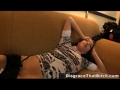 Teens Amateur Hardcore video: Disgrace That Bitch - Another fucking hangover