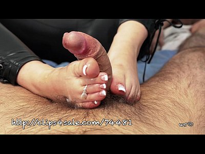 Doll Download Fetish video: FRENCH FOOTJOB