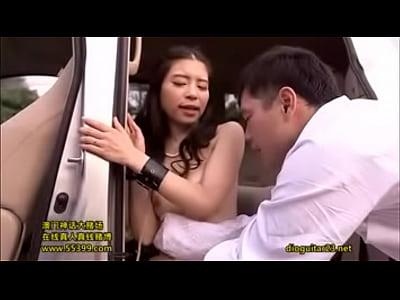 ウェディングドレス姿のまま義弟に連れ去られ口内発射フェラを強要される人妻の今井美鈴|