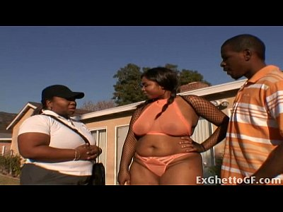 Tits Black Ebony video: Jon Q fucking BBW Miss Kamella Kreme