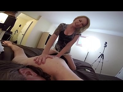 Blowjob Daddy Daughter video: Sara Seduces her Stepfather