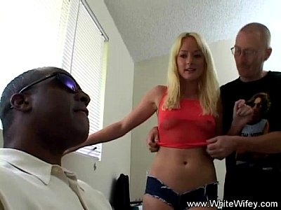 Milfs Interracial Wife video: Intense Rough Anal Sex With BBC