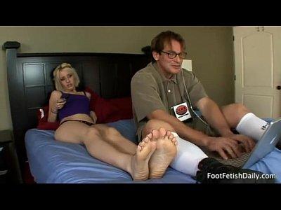 Blonde video: Proxy Paige Hardcore