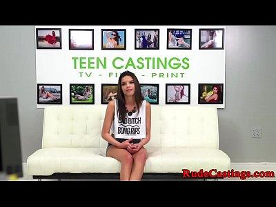 casting teenie hardfucked dopo diteggiatura