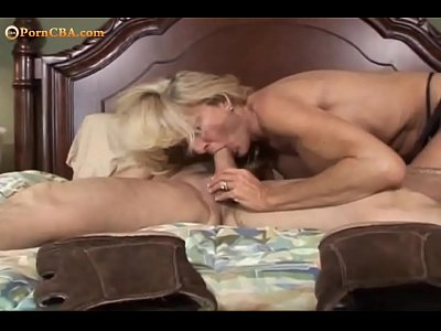 Blowjob Clothed Couple video: OMG, Big Tits Granny really loves when it hurts