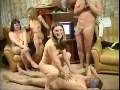 What? Dirty girl nude family