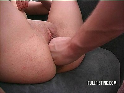 Fingering Teen Fisting video: Petite Teen Tight Pussy Taking Huge Fist