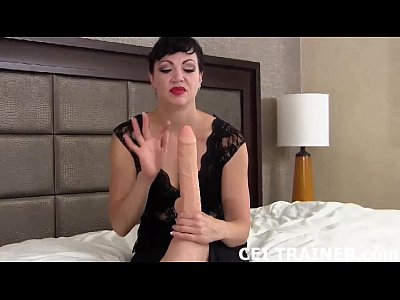 Femdom Fetish Humiliation video: I make all the boys swallow their own cum CEI