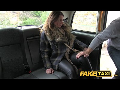 Pov Public Blowjob video: Fake Taxi Cash only or suck my cock