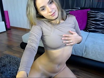 Blonde Booty Camgirl video: webcam - sexydea 2-2 - ohmibod session