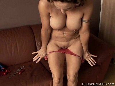 I'd love Gorgeous busty milf fucks hot, great
