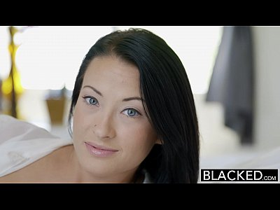 Anal Interracial video: BLACKED Teen beauty tries Interracial anal sex