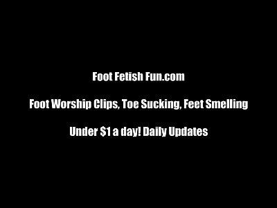 fetish sandal