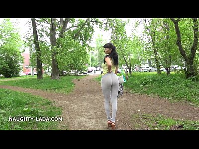 Public Milf Mature video: Do you love cameltoe?