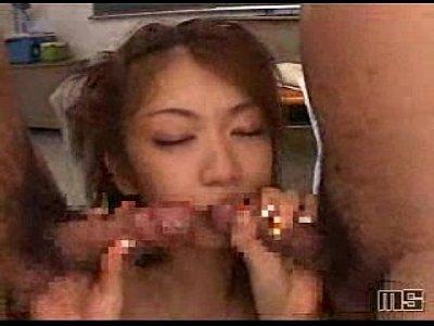 【ギャルの3P・乱交動画】美乳ギャルと3P妃乃ひかり