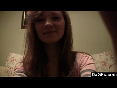 Young russian teen with a small body teases on cam