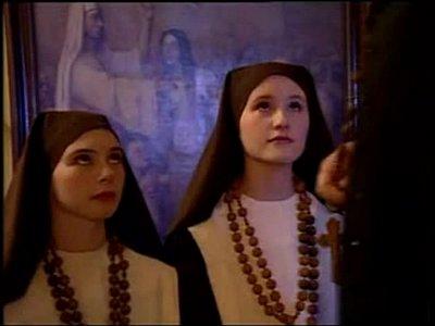 Nuns Need Love Too.