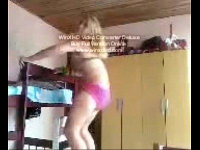 IRIS Gatinha dançando nua