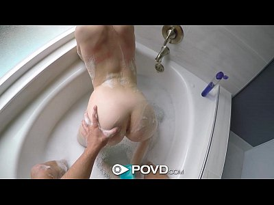 Fucked Aurora Anny video: POVD - Anny Aurora is fucked front and back in POV