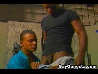 Gay gangsta gay embrasser vidéos