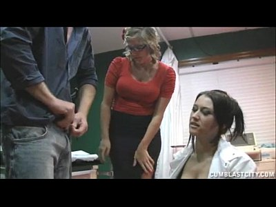 Office Cumshot Jacking video: Cumshot At The Doctor's Office