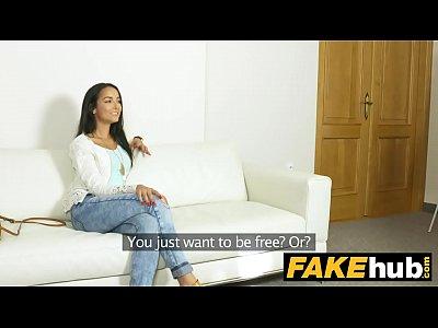 falso agente brasiliano milf succhia e scopa agente di casting per lavoro