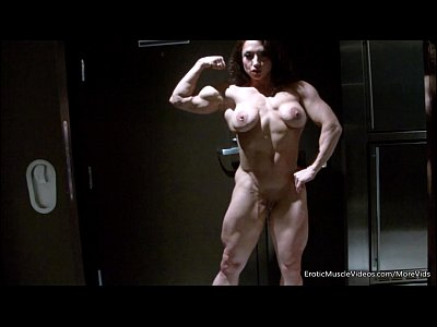 Muscle Shower Wet video: EroticMuscleVideos Smooth Showing And BrandiMae's HardBody