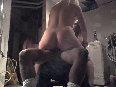 Fucking a stripper bitch
