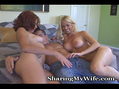 Mommy Figure Recruits Teen For Couples Sex Romp
