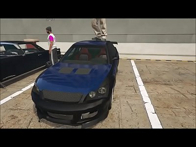 Show Gtav video: CAR SHOW & FIGHT