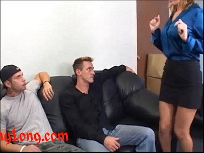 Cock Huge Dp video: Donny Long gives huge cock anal to K**** Q**** and a DP