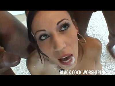 Bigblackcock Black Cuck video: I finally get to fulfill my big black cock fantasy