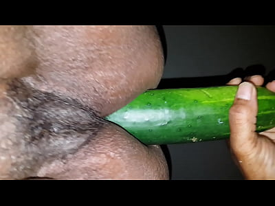 Cucumber Vegetables movie: 20160830 190132