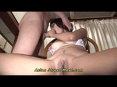 Hardcore Stockings Chinese video: Asian Girl Petite