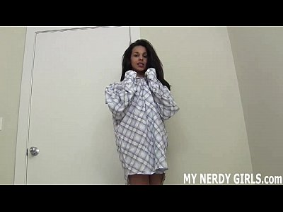 Handjobs Teen Glasses video: I want to jerk you off after class JOI
