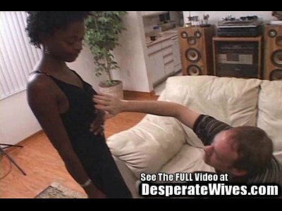 Hot Ebony Anal Intervention