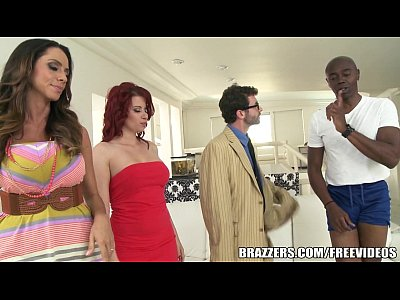 Brazzers Foursome Groupsex video: Just one conversation could lead to a wife swap