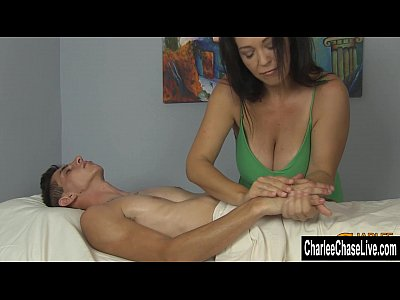 Charlee Chase Big Tit Happy Ending Massage